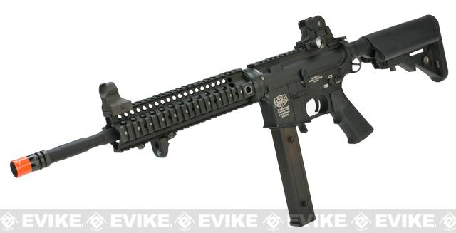 Angel Custom AP10 9mm Airsoft AEG M4 M16 to MP5 Adapter Conversion Kit (w/ High Cap Magazine)