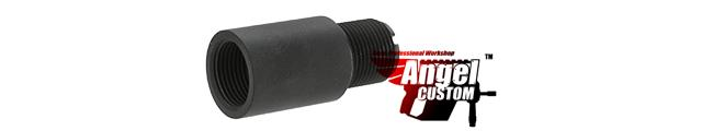 Angel Custom IBS Inner Barrel Stabilizer / 1.5 Airsoft AEG GBB Barrel Extension (14mm-)