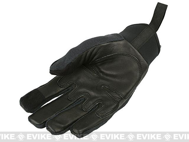 Armored Claw Smart Tac Tactical Glove - Black (Size: Small)