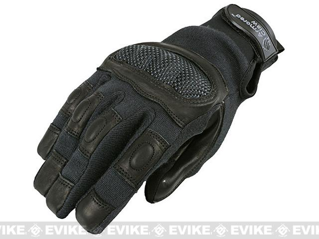Armored Claw Smart Tac Tactical Glove - Black (Size: X-Large)