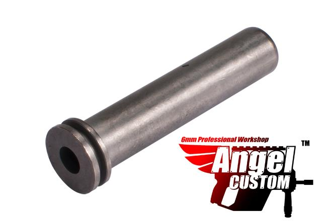 Angel Custom PTFE Coated Enhanced Nozzle for A&K M60 Airsoft AEG