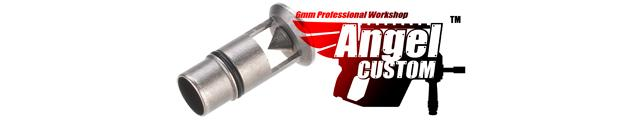 Angel Custom Teflon Coated Rocket Valve for KWA M4 / USP / G Series Airsoft GBB Rifles & Pistols