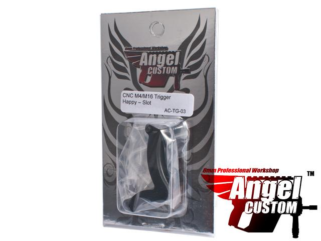 Angel Custom CNC Aluminum Trigger Happy M4 M16 Airsoft AEG Trigger Guard
