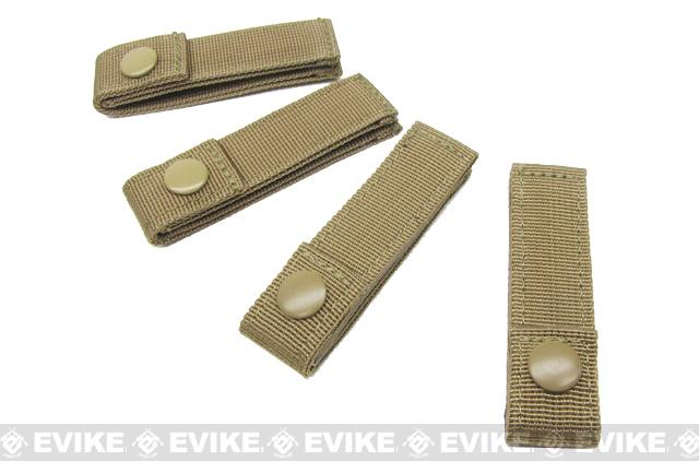 Pre-Order ETA March 2017 Condor 4 MOD Strap - Set of 4 / Tan