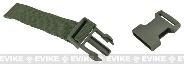 Matrix Replacement Holster Strap w/ QD Buckle - OD Green