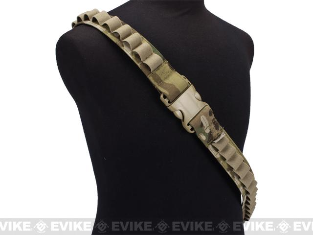 Condor Tactical Shotgun Bandolier - Multicam