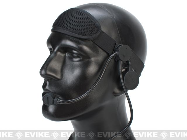 Z-Tactical Cobra Boom Arm Tactical Headset - Dark Earth