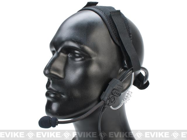 Z-Tactical X-62000 Dual Earpiece Headset