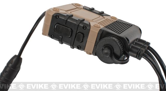 Z-Tactical Z119 Z40PS PRO Radio PTT Lite Edition