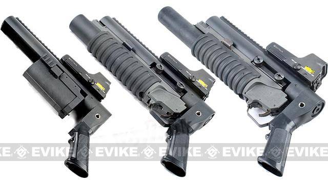 Matrix / Echo1 Military Type S.A.L. (Stand Alone Launcher) / M203 Carrier