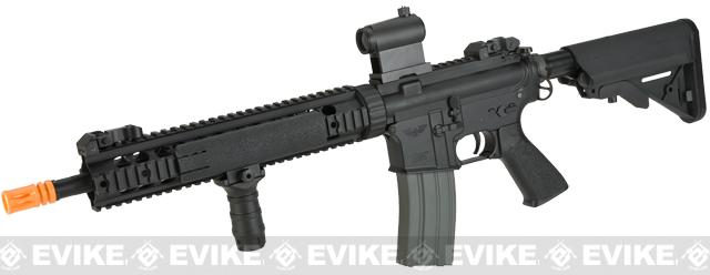 APEX Carbine MK13 Mod 4 Airsoft AEG Rifle - Black