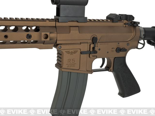 z APEX R5 M12 Gen2 Airsoft AEG Rifle - Dark Bronze