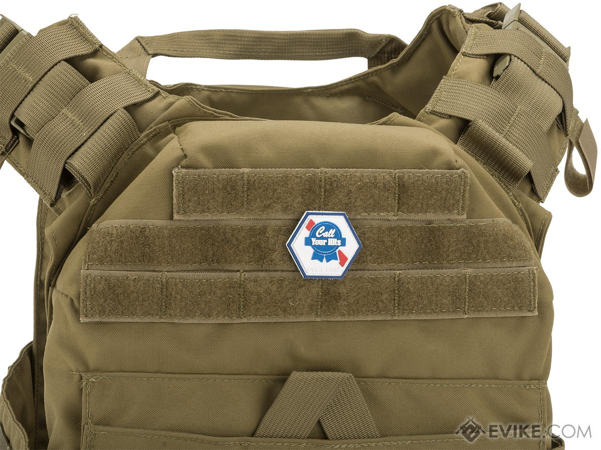 Operator Profile PVC Hex Patch  - Call Your Hits