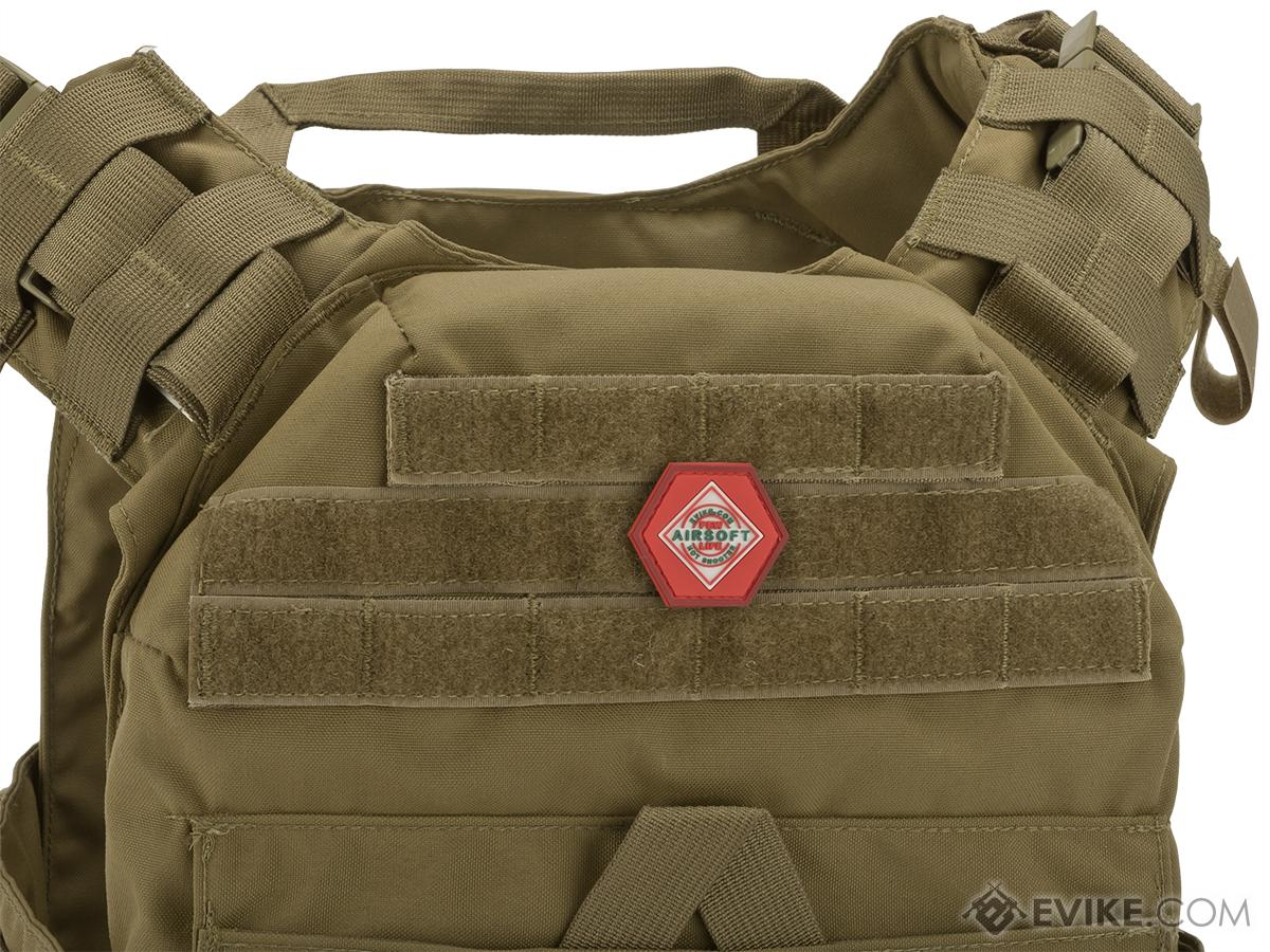 Operator Profile PVC Hex Patch - Pew Life