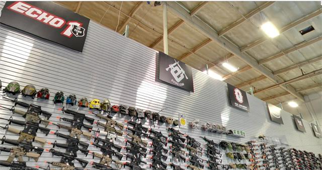 Advertising Opportunity: Evike SuperStore Professional Canvas Banner Creation