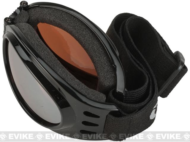 Global Vision Adventure DRM Goggles - Reflective