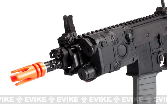 z Knight's Armament PDW 8 Full Metal Airsoft AEG Rifle by VFC