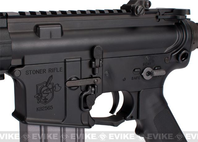 z VFC Knight's Armament SR16 Carbine CQB Airsoft AEG Rifle