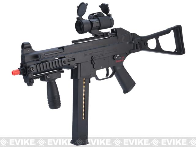 H&K UMP .45 Elite  Gen 2 Airsoft Electric Blowback EBB AEG SMG Rifle by Umarex