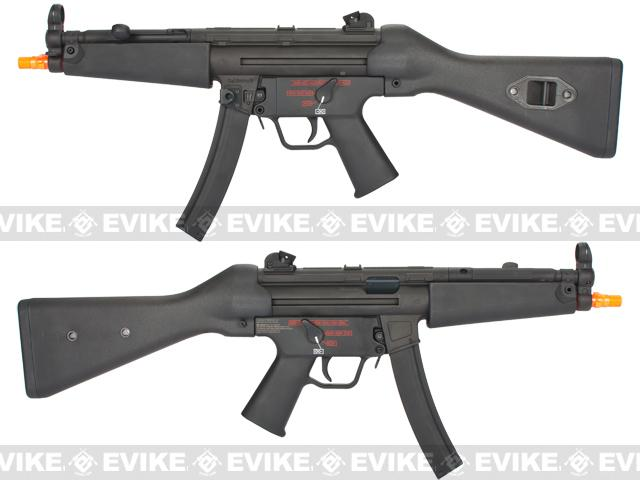 Bone Yard - H&K MP5A4 Full Metal Airsoft AEG Rifle by Umarex (Store Display, Non-Working Or Refurbished Models)