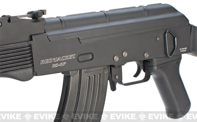 z Red Jacket RS-KP Full Metal Airsoft AEG Rifle by Umarex