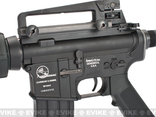 z ASG Lonex Proline ArmaLite M15A4 Carbine Full Metal Airsoft AEG Rifle