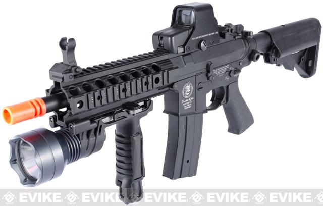 Bone Yard - Matrix Full Metal M4 Zombie Killer Airsoft AEG Rifle (Store Display, Non-Working Or Refurbished Models)
