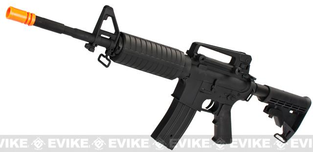 CYMA Full Metal Receiver M4 Carbine Airsoft AEG Rifle w/ Lipo Ready metal gearbox