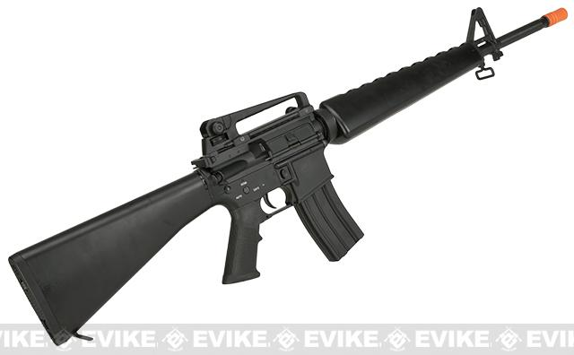 A&K Full Metal M16 A1 Vietnam Airsoft AEG Rifle