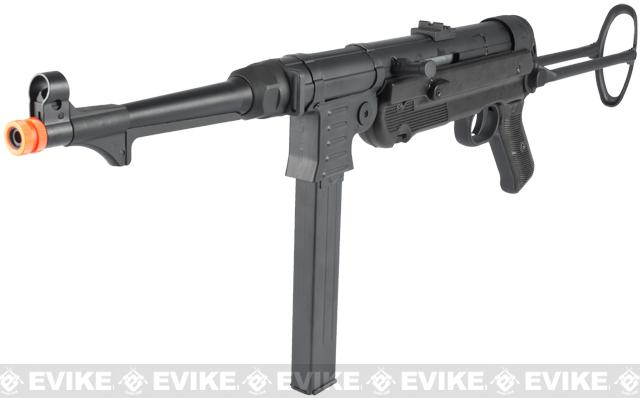 Pre-Order ETA October 2016 Matrix MP007 MP40 WWII Full Metal Airsoft AEG Rifle by AGM