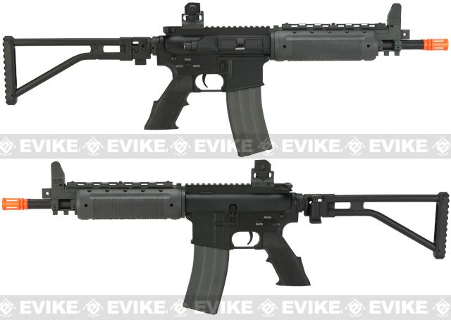 A&K NS15 M4 GR-300 Carbine Full Metal Airsoft AEG - Short