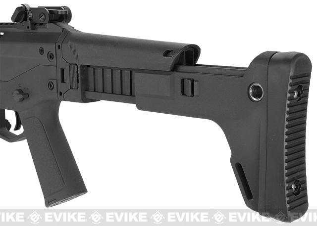 Pre-Order ETA March 2017 Adaptive Combat Rifle System Airsoft AEG by A&K - Black