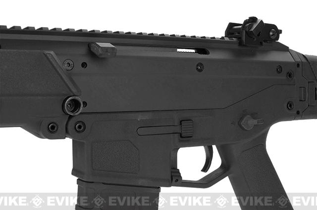 A&K Adaptive Combat Rifle  Airsoft AEG Rifle (Color: Black / Carbine)