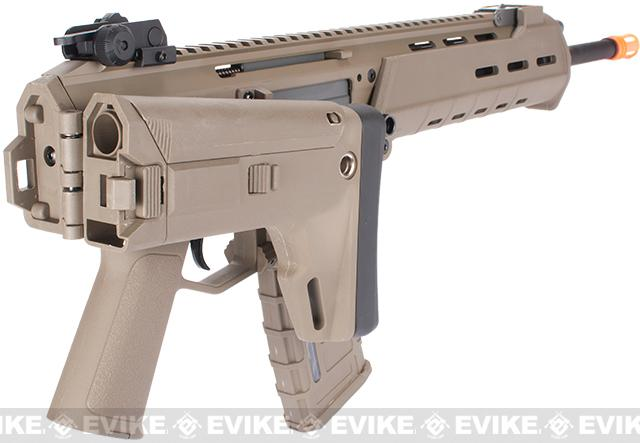 Adaptive Combat Rifle System Airsoft AEG by A&K - Dark Earth