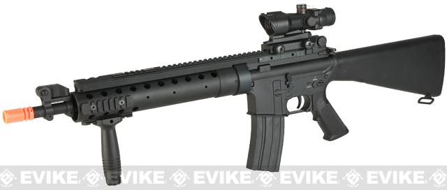 A&K Full Metal M16 SPR MOD-2 Airsoft AEG Sniper Rifle
