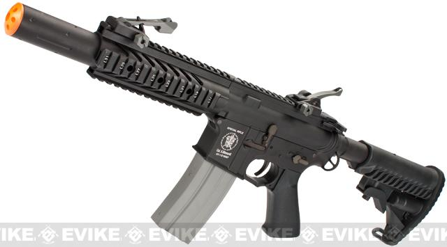 Bone Yard - APS Full Metal M4 URX Raptor Airsoft AEG EBB Rifle (Store Display, Non-Working Or Refurbished Models)