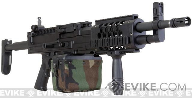 ARES Full Metal Stoner LMG AMG Airsoft AEG Machine Gun SAW