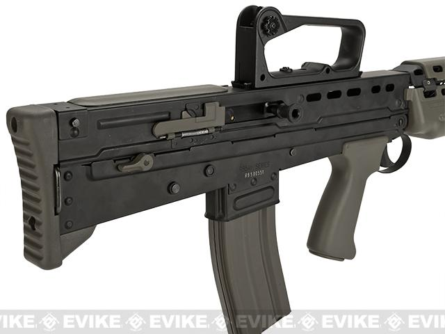 Army Full Steel Metal Body L85A1 / R85A1 Full Size Airsoft AEG Rifle