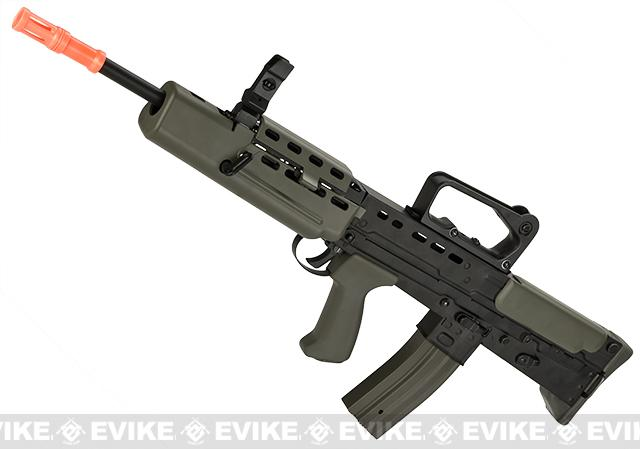 Pre-Order ETA November 2016 Army Full Steel Metal Body L85A1 / R85A1 Full Size Airsoft AEG Rifle