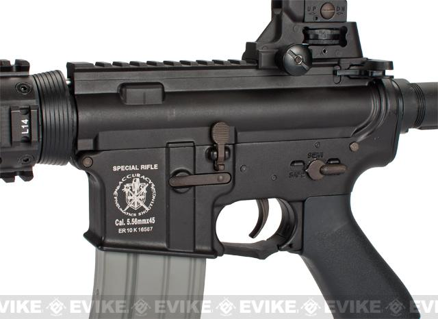 Bone Yard - APS Full Metal M4 RIS Electric Blowback Airsoft AEG Rifle (Store Display, Non-Working Or Refurbished Models)