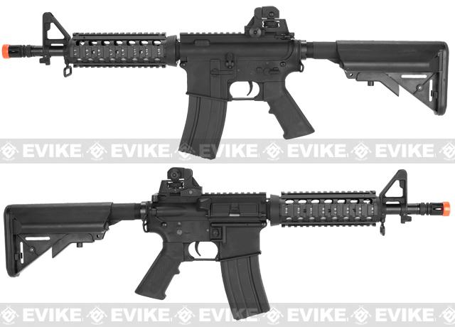New Gen. Dboy Full Metal M4 CQB-R Airsoft AEG Rifle w/ Crane Stock