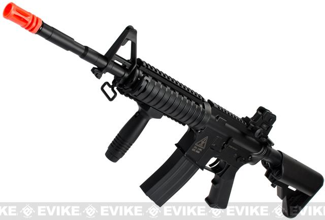 Bravo M4RIS Polymer Airsoft AEG Rifles by Echo1