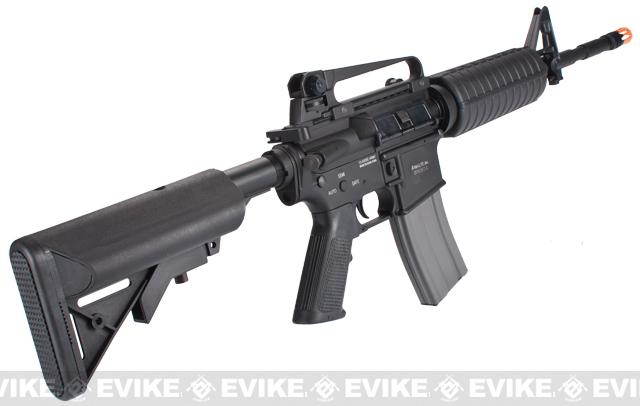 Classic Army Full Metal Colt M4 Carbine Airsoft AEG Rifle w/ Retractable Stock