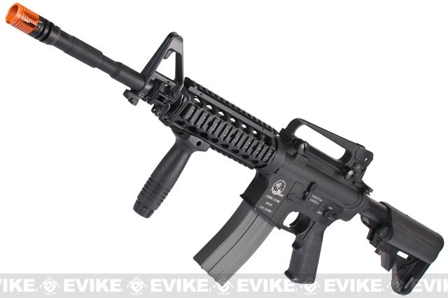 z Classic Army ArmaLite M15A4 RIS w/ Crane Stock Airsoft AEG Rifle - Spartan Version