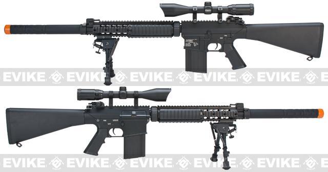 z Classic Army CA-25 Airsoft AEG Sniper Rifle