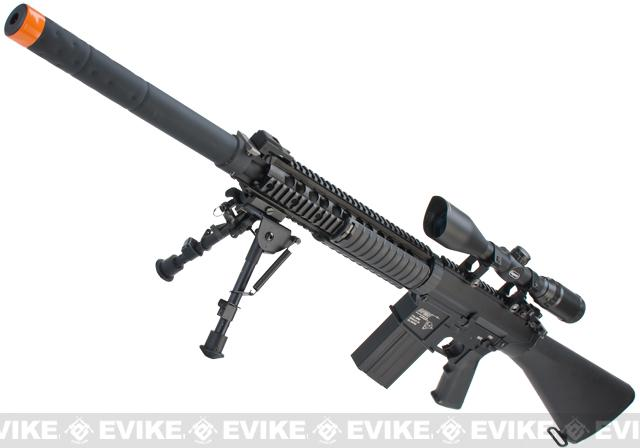 Classic Army CA-25 Airsoft AEG Sniper Rifle