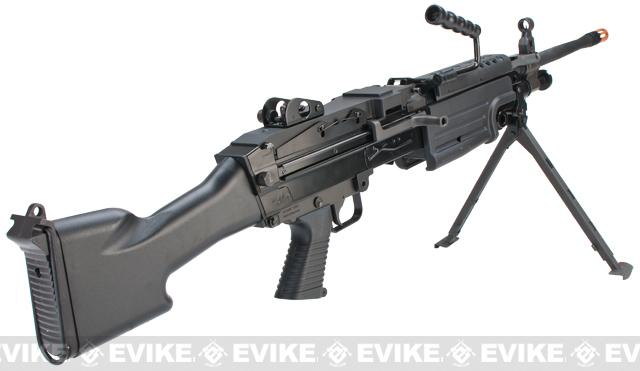 Classic Army M249 MkII Airsoft AEG Machine Gun (Package: LMG)