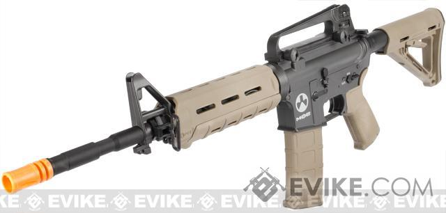 Open Box Item - Classic Army Sportline MOE M4 Carbine Airsoft AEG Rifle - Dark Earth (AEG-CA-MOE-DE)