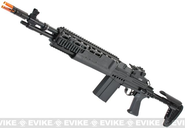 Classic Army Full Metal M14 EBR Scout Airsoft AEG Rifle