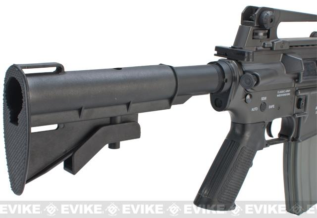 z Classic Army Sportline M15A4 Carbine Airsoft AEG Rifle Value Package